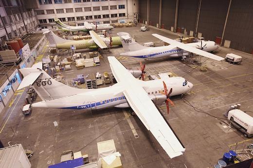 En 2015, pour la première fois de son histoire, ATR a nommé un directeur des programmes. Il est en charge de mener les projets d'amélioration des produits, d'animer les activités d'ingénierie, ainsi que de proposer de nouveaux développements sur la flotte d'ATR en opération.