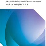 Plus de 40 pages de nouvelles dispositions constituent la base de la nouvelle réglementation des meetings aux Royaume Uni.