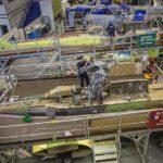 Les Cougar de l'Alat sont changés de poste tous les deux ou trois mois pour passer d'une étape à l'autre du processus industriel.