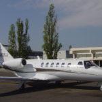 La cabine du Citation CJ2+ offre un mètre de plus en longueur que celle du Citation M2