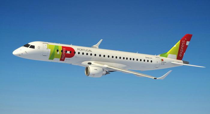Embraer E190 aux couleurs de TAP