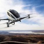 Ehang estime le prix de vente de son drone Ehang 184 entre 200.000 à 300.000 dollars.