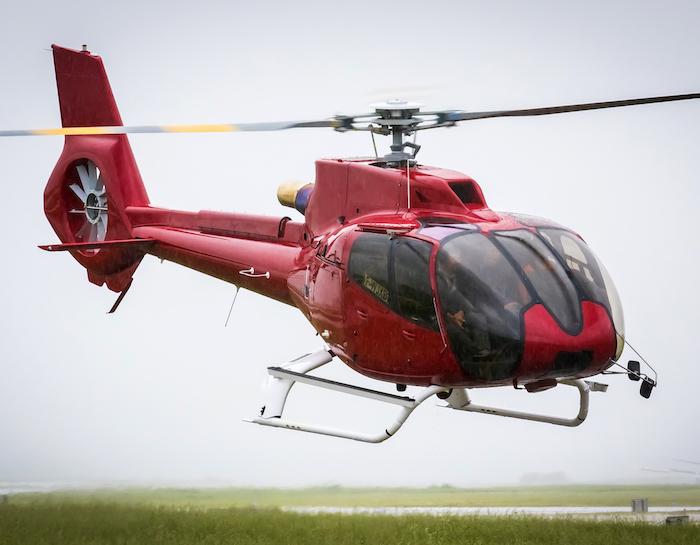 L'hélicoptère H130 d'Airbus Helicopters, particulièrement adapté au transport de passagers