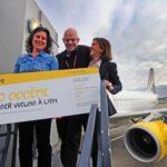 Vueling est présent à Lyon depuis 2012