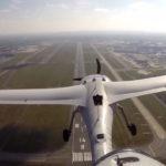 Le Patroller a effectué des essais concluants d'intégration dans le trafic aérien de l'aéroport de Toulouse-Blagnac
