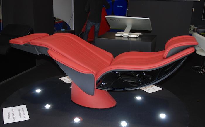 Le siège Aïana Wave de Yasava, du jamais vu dans une cabine d'avion d'affaires