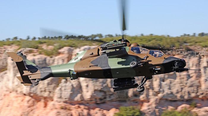 Les résultats 2015 d'Airbus Helicopters sont plombés par les coupes sombres dans les budgets militaires.