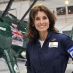 Tracey Curtis-Taylor, pilote au long cours
