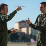 Le futur Rafale Solo Display a effectué 5 vols d'entraînement sur Extra 330SC avec Pierre Varloteaux de l'EVAA
