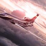 Le designer Yasava signera également la livrée des Falcon 7X qu'il va aménager
