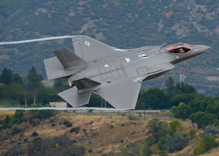 Le 34th Fighter Squadron de Hill AFB devrait être le premier à atteindre une première capacité opérationnelle avec le F-35A. L'unité a commencé à recevoir ses avions en septembre dernier.