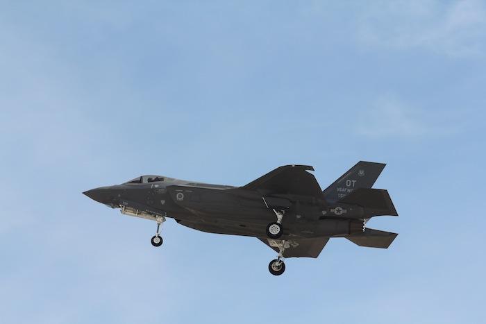 Le 422nd Test & Evaluation Squadron basé à Nellis AFB dispose de plusieurs F-35A utilisés pour tester opérationnellement l'avion.
