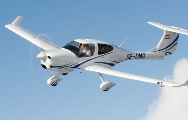 En 2015, Diamond Aircraft a livré 144 avions dont 75 DA40NG