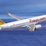 Pegasus a en commande auprès d'Airbus 57 A320neo et 18 A321neo