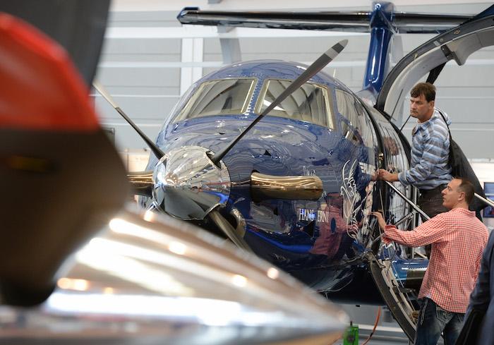Cette année encore, les organisateurs du salon aéronautique de Friedrichshafen annoncent 600 exposants