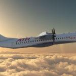 Les ATR sont depuis 2010 les appareils régionaux de moins de 90 places les plus vendus au monde, avec 77 % des commandes totales d'avions turbopropulseurs.