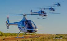 Plus de 100 hélicoptères Cabri G2 sont en service dans le monde