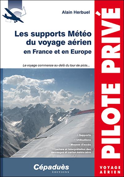 Les supports météo du voyage aérien en France et en Europe