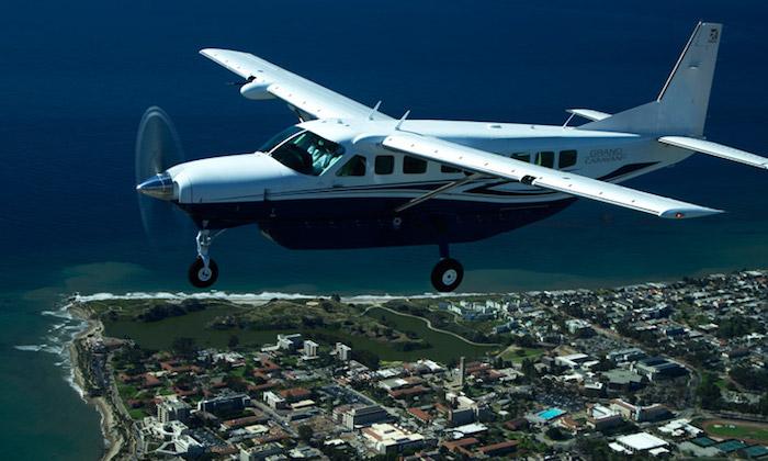 Cessna Grand Caravan EX, numéro 1 sur le marché des monoturbopropulseurs