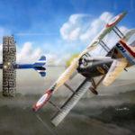 Combat aérien pendant la Grande Guerre