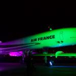 Concorde en vedette lors de l'inauguration d'Aéroscopia en janvier 2015