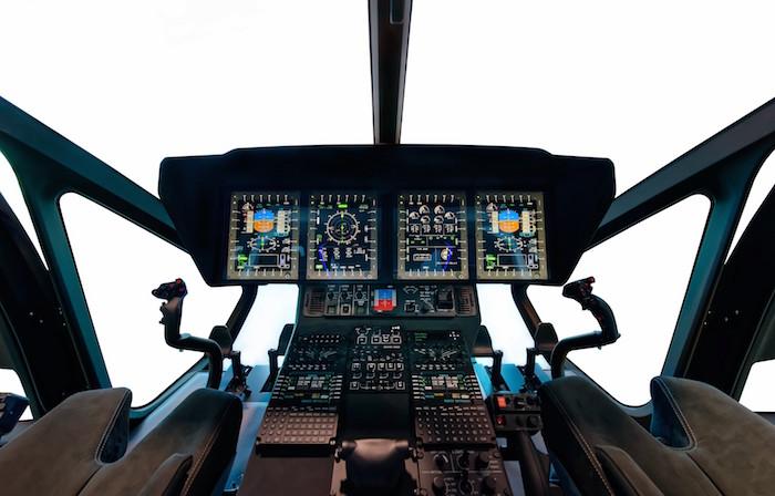Le simulateur FFS du H160 sera basé sur le Reality H de Thales.