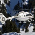 L'hélicoptère joue un grand rôle en montagne. Courchevel le met à l'honneur du 11 au 13 ars prochain.