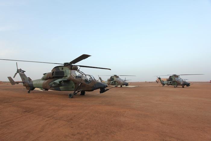 Depuis les premiers engagements en Afghanistan, le Tigre est de tous les combats en Opex.  Son efficacité n'est plus à démontrer…