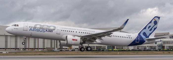 Airbus a en commande 1.094 A321neo, toutes motorisations confondues.
