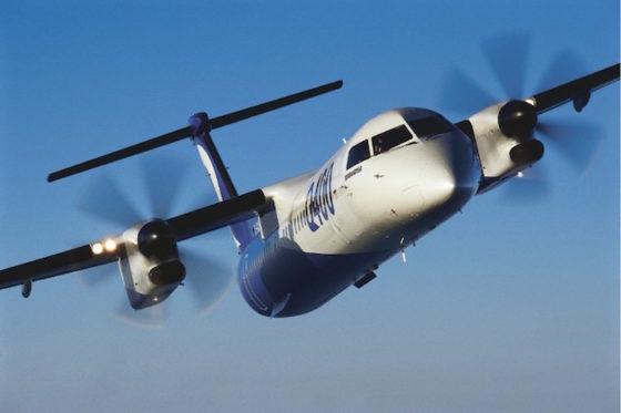 Q400 NG de Bombardier