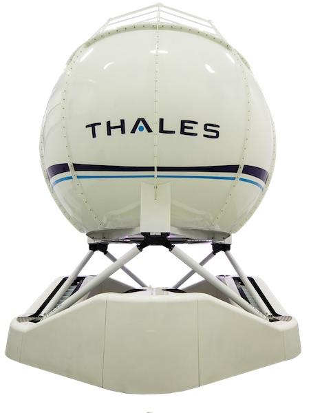 Le simulateur Reality H de Thales accompagnera l'entrée en service du nouvel hélicoptère H160