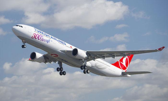 Le 53ème A330 de Turkish Airlines est équipé de moteurs CF6-80E1