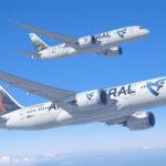 Les deux 787 viennent compléter une flotte de six Boeing 737 et 777, et deux ATR 72
