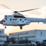 Airbus Helicopters propose son H215 assemblé en Roumanie à un prix voisin de 16 M$