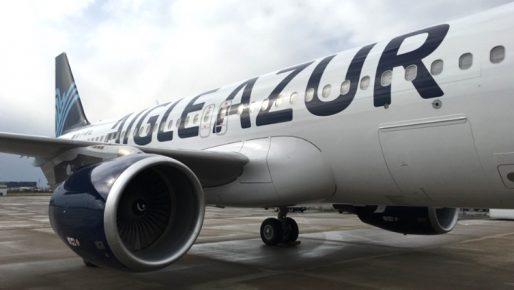 Le nouvel A320 F-HFUL d'Aigle Azur