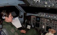 Femme pilote dans l'Armée de l'Air