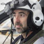L'emploi d'un viseur de casque léger, ici le Scorpion de Thales, ouvre de nouveaux horizons aux hélicoptères issus des gammes commerciales.