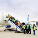 Bombardier se prépare à livrer le premier avion CS100 en juin 2016 et SWISS se prépare à son entrée en service.