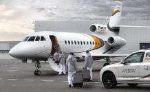 En 2015, Dassault a lancé son nouveau dispositif Falcon Response, offrant un service après-vente unique à ses clients.
