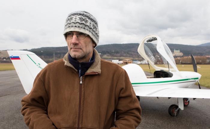 Matevž Lenarčič passera au total plus de 200 heures aux commandes de son Dynamic WT9 pour boucler ses 42.000 km autour du monde.
