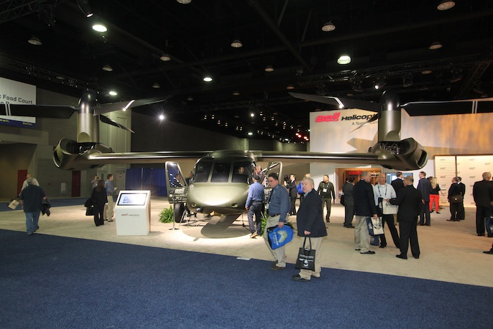 Bell est associé à Lockheed Martin pour le projet V-280 dans le cadre du programme Joint Muti Role Technology Demonstration (JMR-TD). Mais depuis le rachat de Sikorsky, Lockheed Martin est également partie prenant du projet concurrent SB-1Defiant emmené par Boeing. Cherchez l'erreur…