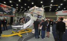 Bien secondé par Precision Helicopters, son distributeur en Amérique du nord, Bruno Guimbal est en train de se bâtir une solide réputation sur le marché américain.