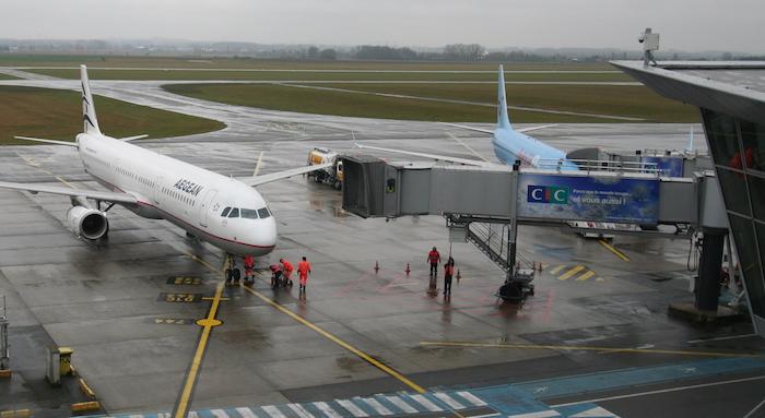 Lille-Lesquins traite 40 à 44 mouvements d'avion supplémentaires par jour