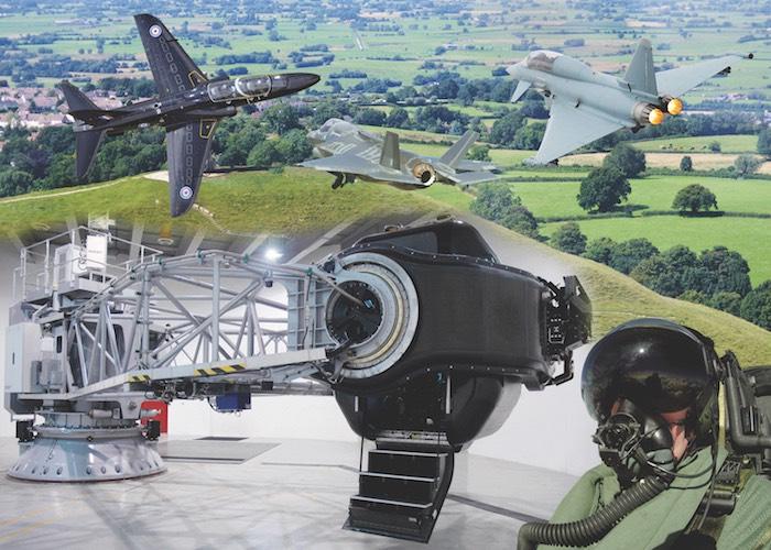 L'utilisation de la centrifugeuse humaine exposera les pilotes à des combinaisons d'accélérations et de rotations uniques.