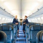 La cabine du 737-700 de Rynair en version aviation privée