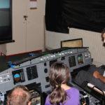 Nicolas Carel a conçu son simulateur de vol d'A320 comme un outil pédagogique