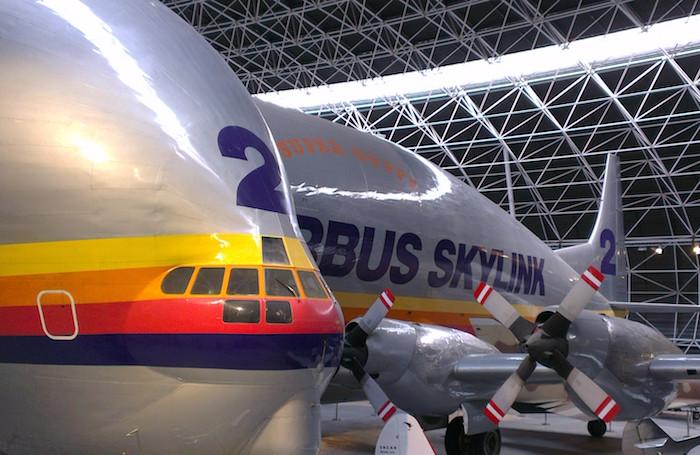 Depuis sa retraite, en mars 1996, jusqu'à son entrée au musée Aéroscopia, fin 2014, les Ailes anciennes de Toulouse ont veillé sur le Super Guppy F-BPPA