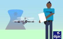 La DGAC illustre les 10 commandements du pilote de drone de loisir