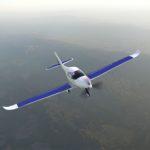 Le Sun Flyer, biplace d'entraînement électrique, devrait avoisiner les 200.000$