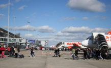 easyJet déjà présent à Lille, a transféré provisoirement ses opérations de Bruxelles à Lille
